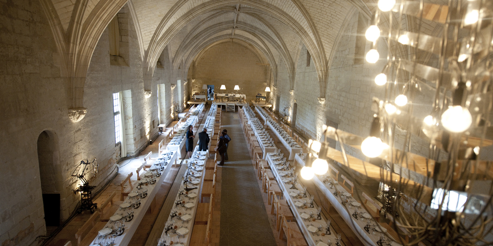 abbaye royale de fontevraud s minaire et r union. Black Bedroom Furniture Sets. Home Design Ideas