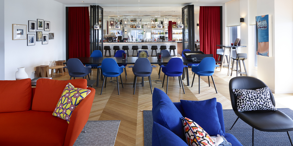 citizenm paris gare de lyon salle de s minaire et r union. Black Bedroom Furniture Sets. Home Design Ideas