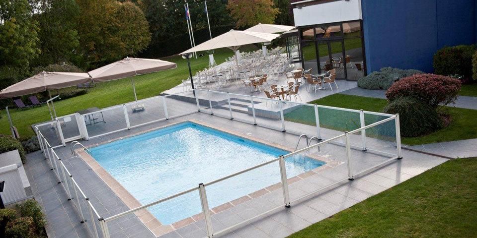 Novotel marne la vall e s minaire et r union noisy le grand - Hotel avec piscine seine et marne ...
